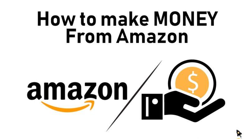 make money from amazon- amazon affiliate program
