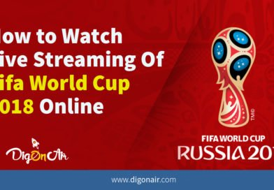How to Watch Live Streaming Of Fifa World Cup 2018 Online Free